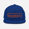 SPLASH FLAT CAP - BROOKLYN INDUSTRIES