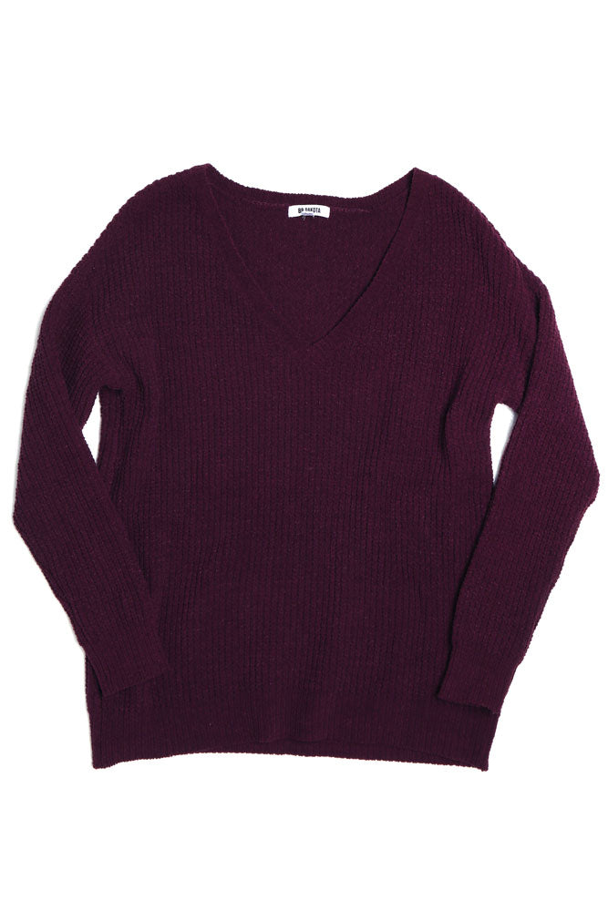 COOL RUNNINGS SWEATER W - BROOKLYN INDUSTRIES