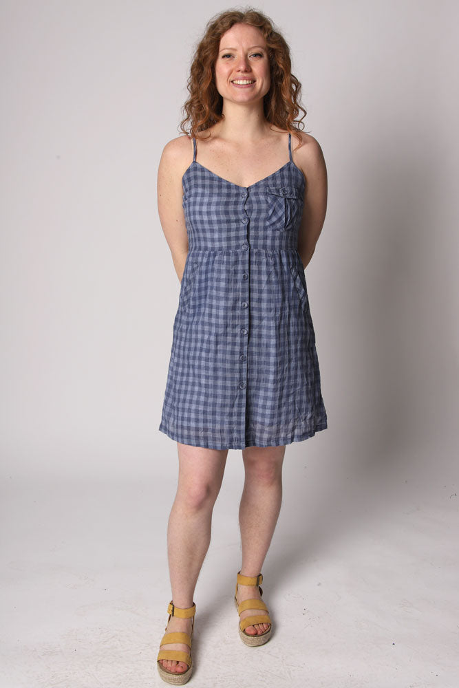 DORIS HOUSE DRESS W - BROOKLYN INDUSTRIES