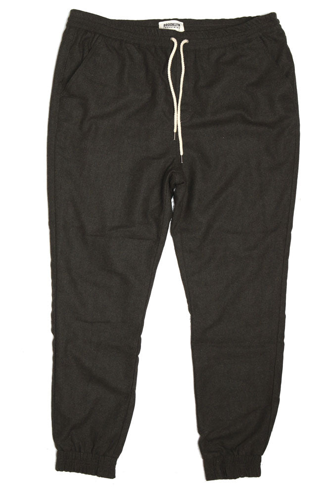 DOUBLE SHOT WOOL JOGGER M