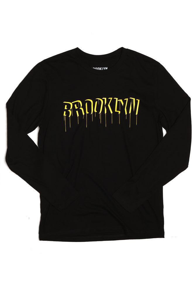 DRIP LONG SLEEVE M - BROOKLYN INDUSTRIES