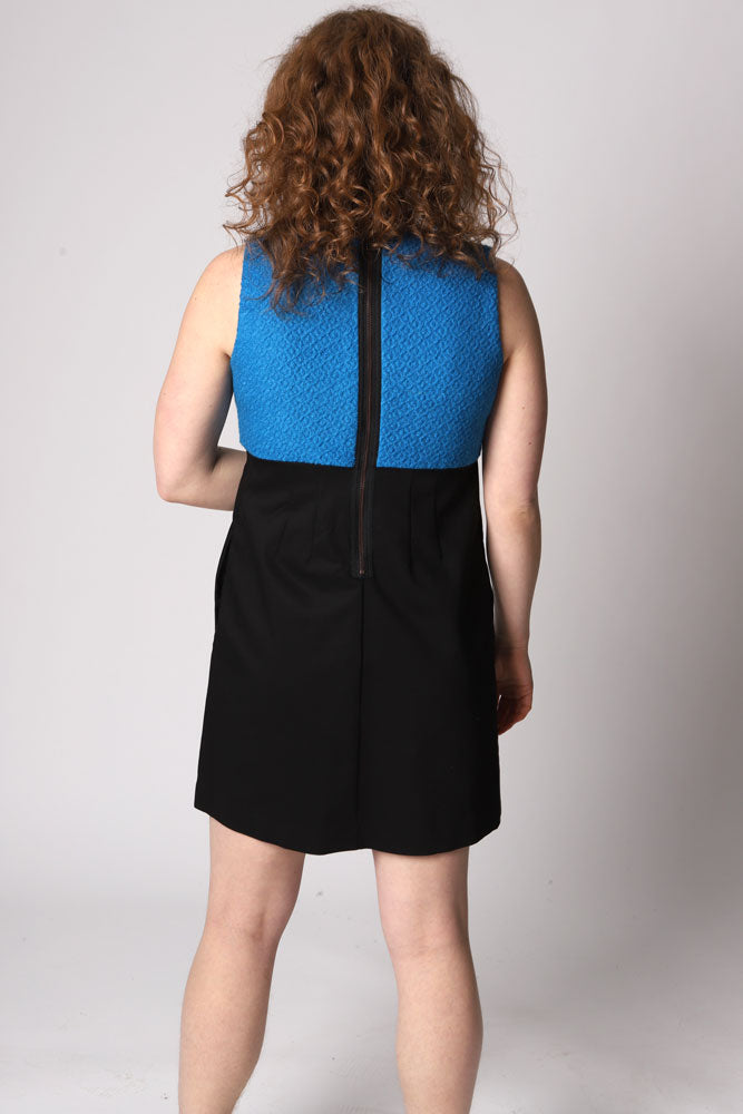 FRANCOISE SHIFT DRESS - BROOKLYN INDUSTRIES