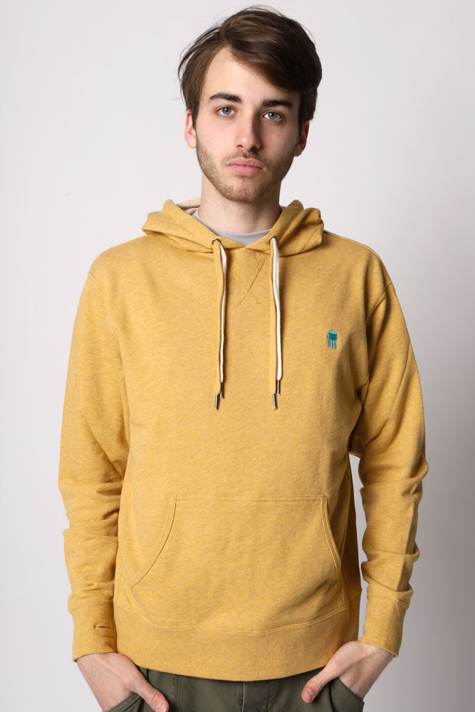 FRENCH TERRY WATER TOWER PULLOVER M - BROOKLYN INDUSTRIES
