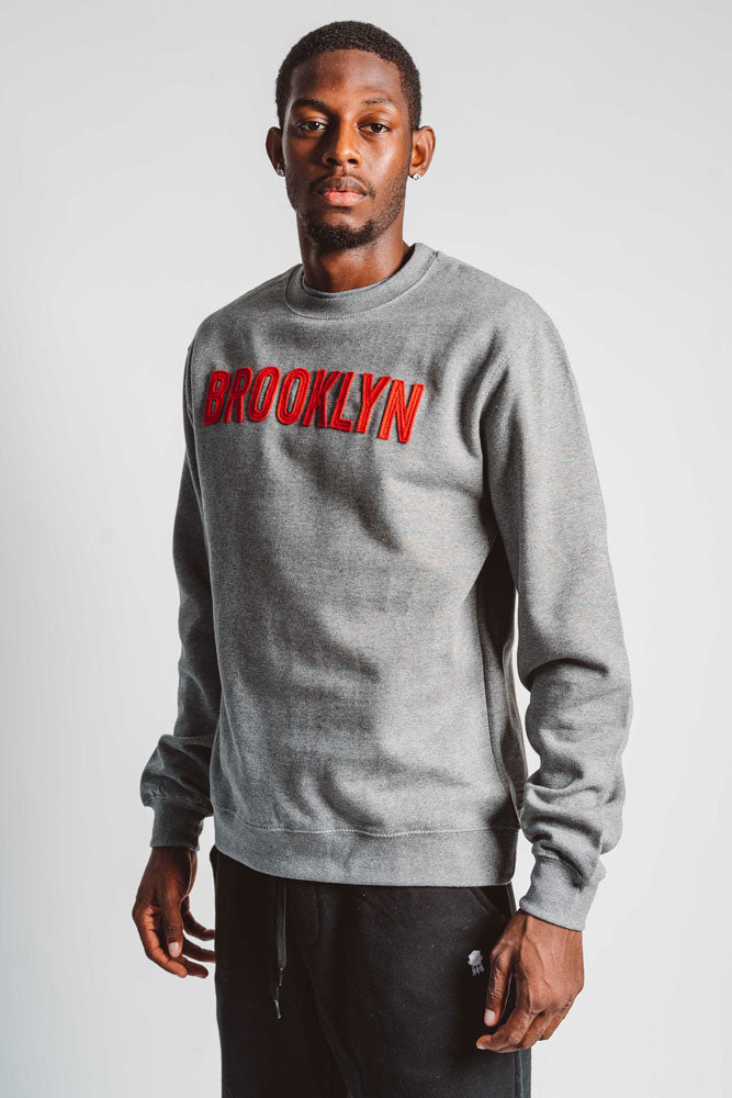 CAPTAIN CREW NECK M - BROOKLYN INDUSTRIES