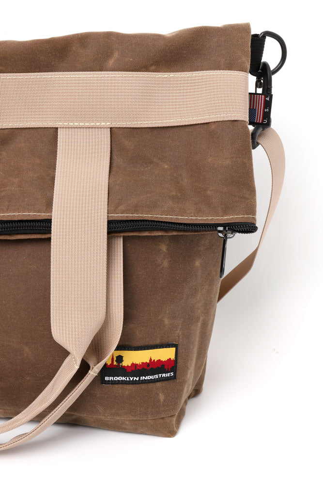 HAVANNA ZIP MESSENGER , DETAIL