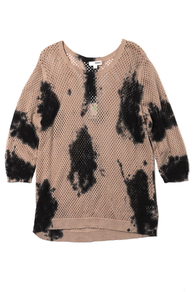 TIE DYE SWEATER W - BROOKLYN INDUSTRIES