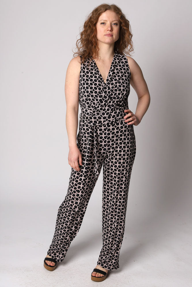ISABELLA POLKA DOT ROMPER W - BROOKLYN INDUSTRIES