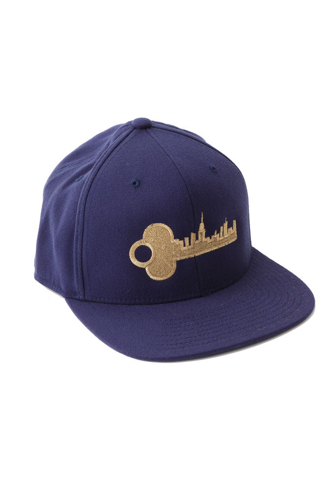 KEY SKYLINE BASEBALL CAP