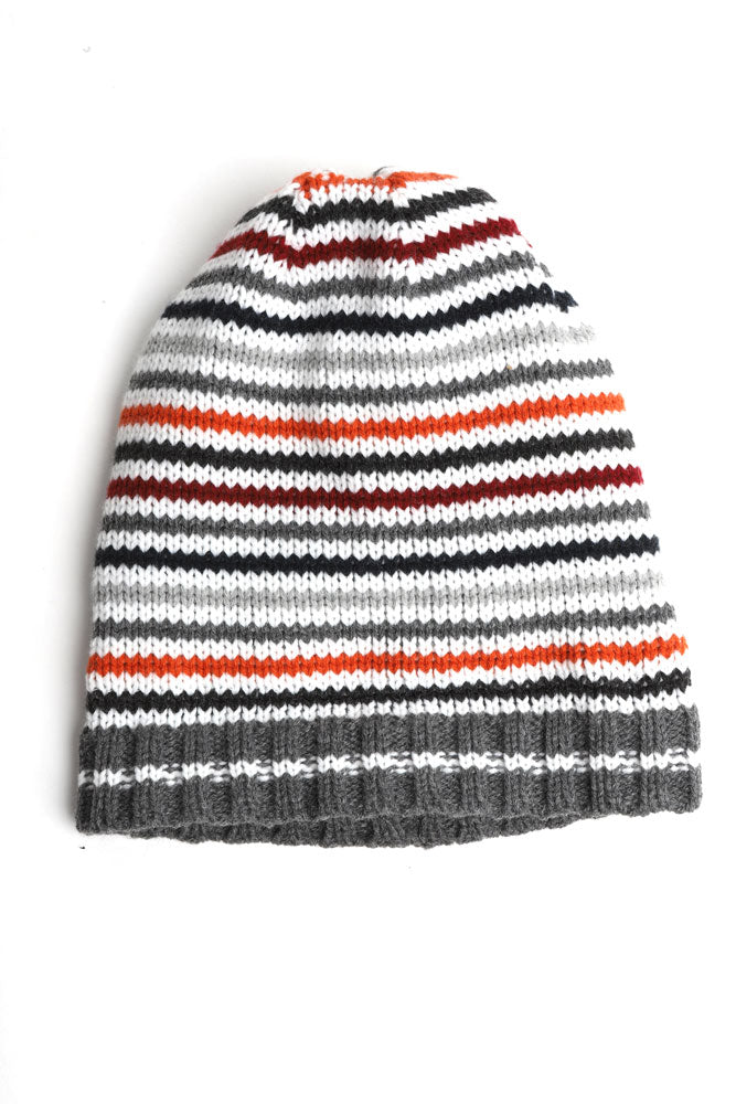 YOUTH FLEECE LINED BEANIE - BROOKLYN INDUSTRIES