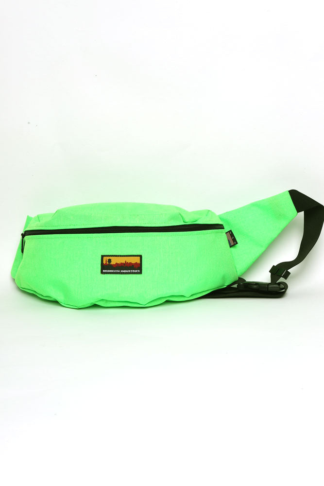 MULTI COLORED WAISTPACK - BROOKLYN INDUSTRIES