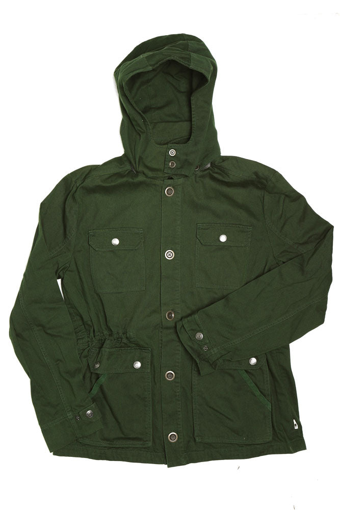 MACKINEEL JACKET M - BROOKLYN INDUSTRIES