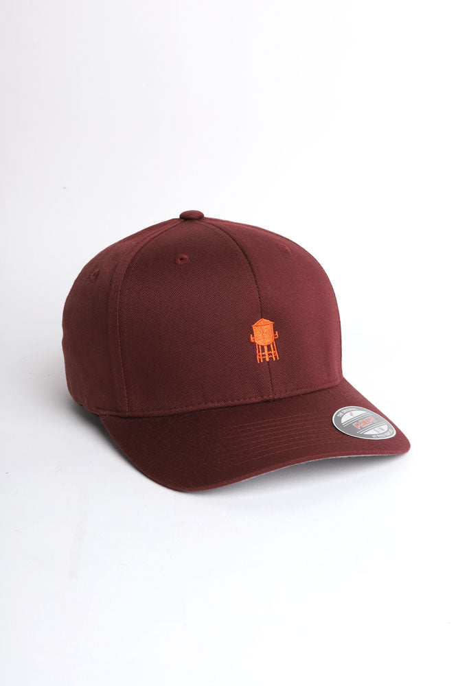 WATERTOWER CAP MAROON