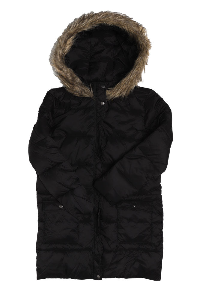 MOON WALKER PUFFER COAT W - BROOKLYN INDUSTRIES