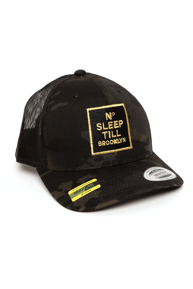 278 SLEEP NUMBER TRUCKER CAP