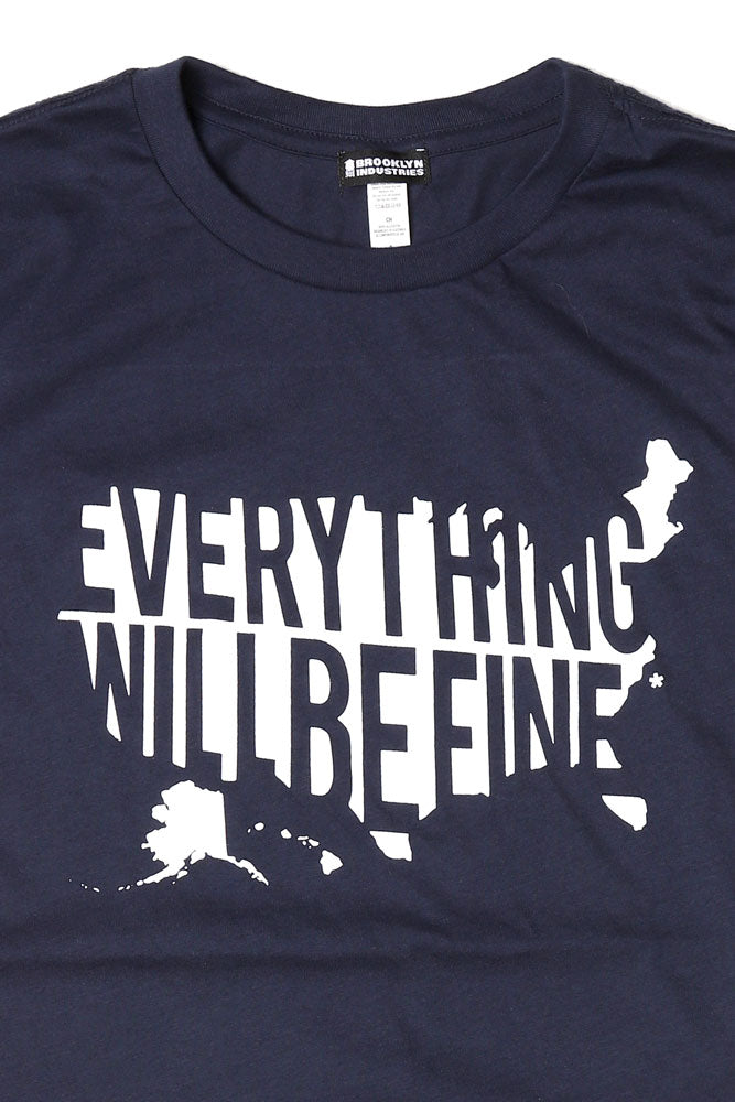 EVERYTHING WILL BE OK W - BROOKLYN INDUSTRIES