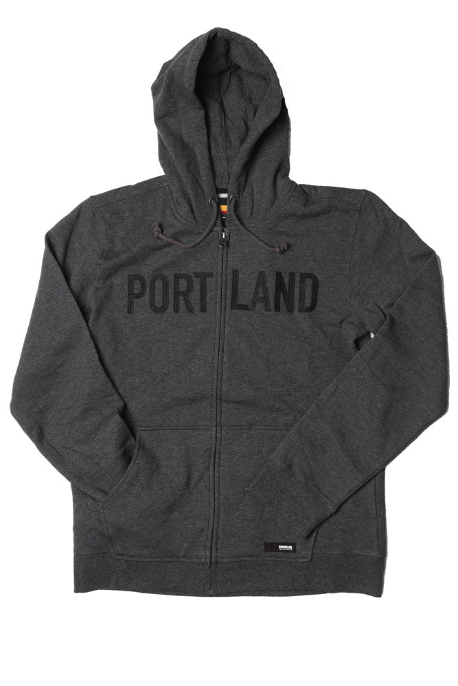 PORTLAND APPLIQUE M - BROOKLYN INDUSTRIES