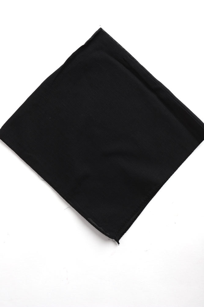 PLAIN COTTON BANDANAS