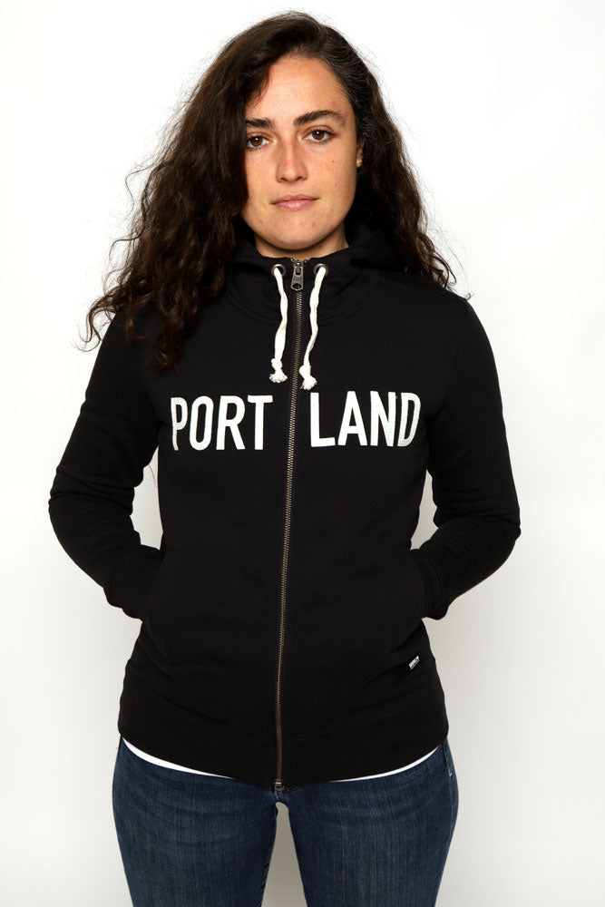 PORTLAND APPLIQUE W - BROOKLYN INDUSTRIES