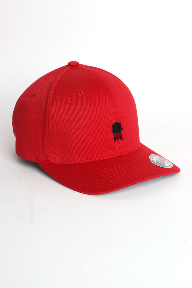WATERTOWER CAP RED - BROOKLYN INDUSTRIES