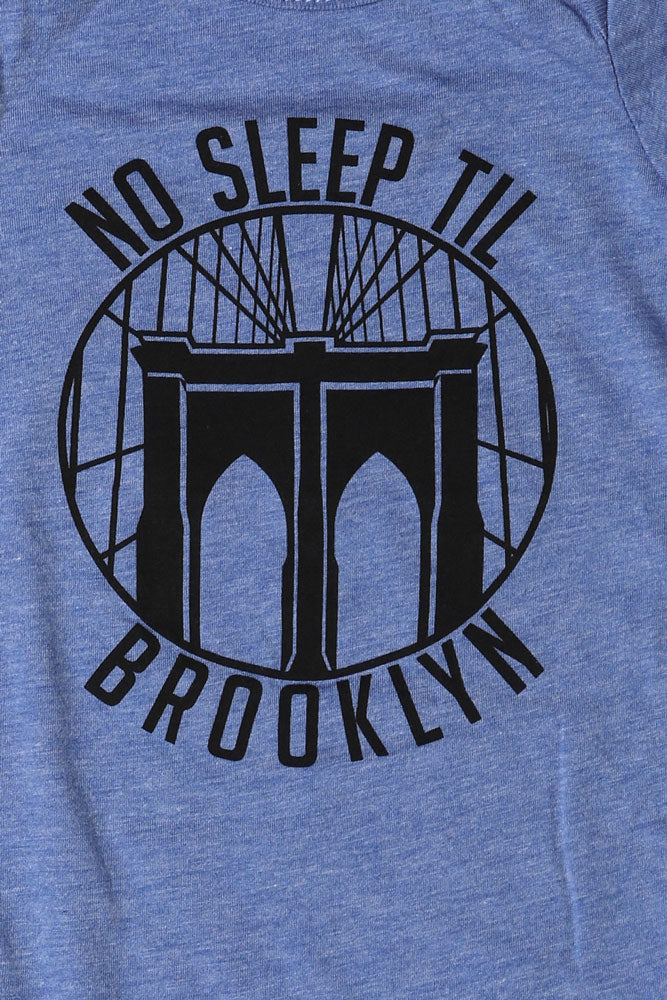 ROUND NO SLEEP ONESIE B - BROOKLYN INDUSTRIES