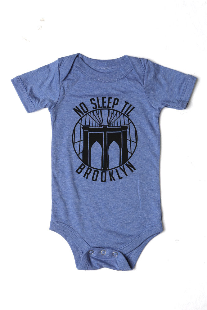 ROUND NO SLEEP ONESIE B