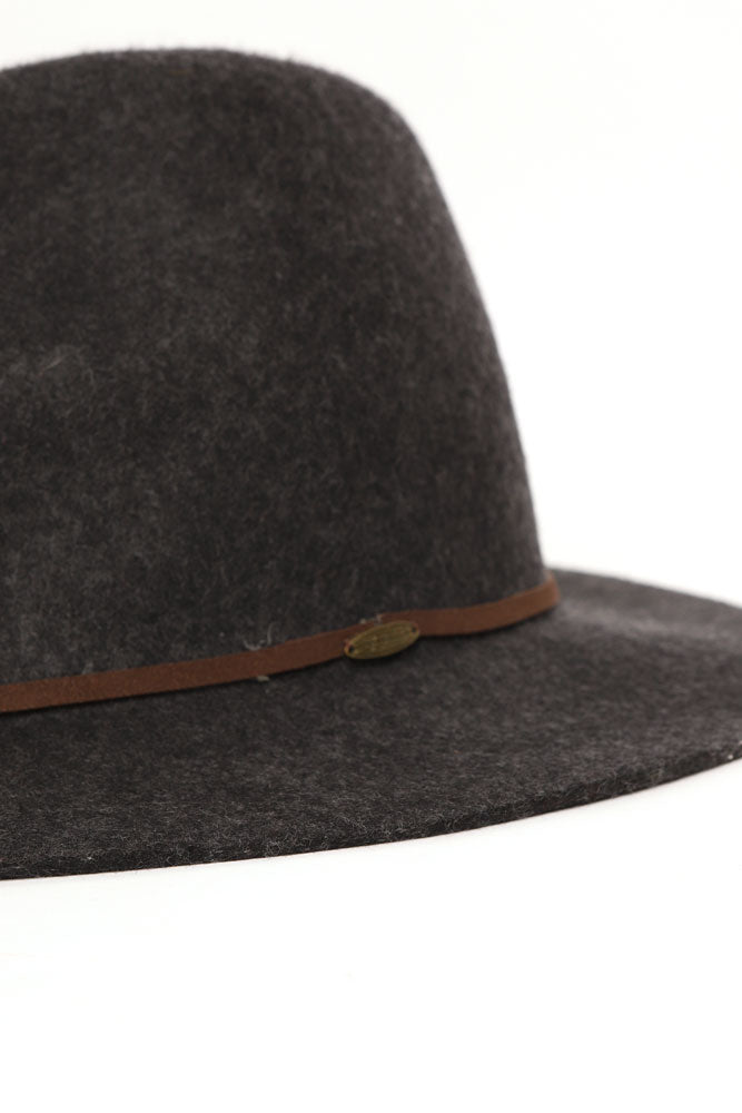 WOOL SAFARI HAT - BROOKLYN INDUSTRIES