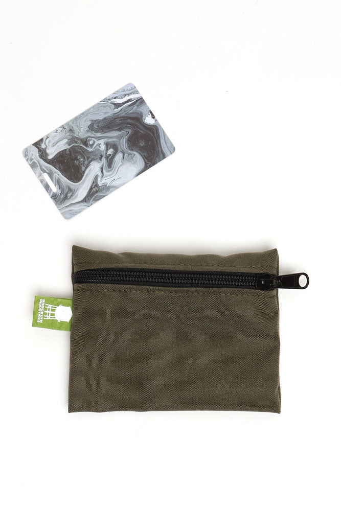 SMALL WALLET CASE - BROOKLYN INDUSTRIES