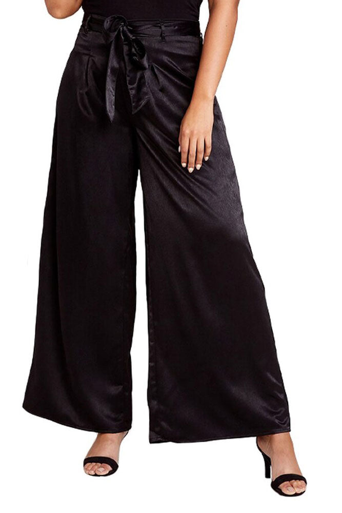 SMELL THE ROSES WIDE LEG PANT W - BROOKLYN INDUSTRIES