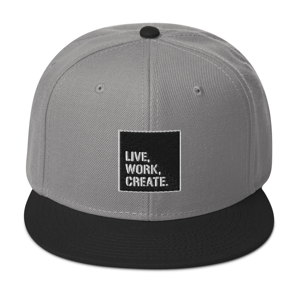 LIVE WORK CREATE TRUCKER - BROOKLYN INDUSTRIES