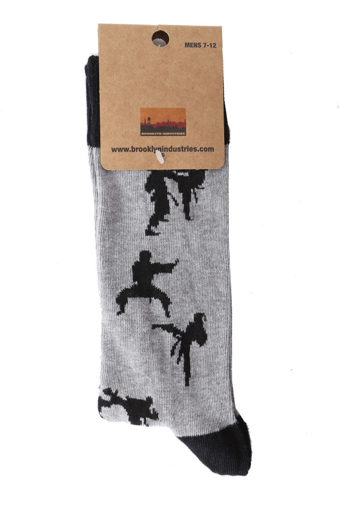 KARATE DRESS SOCKS IN PACKAGING