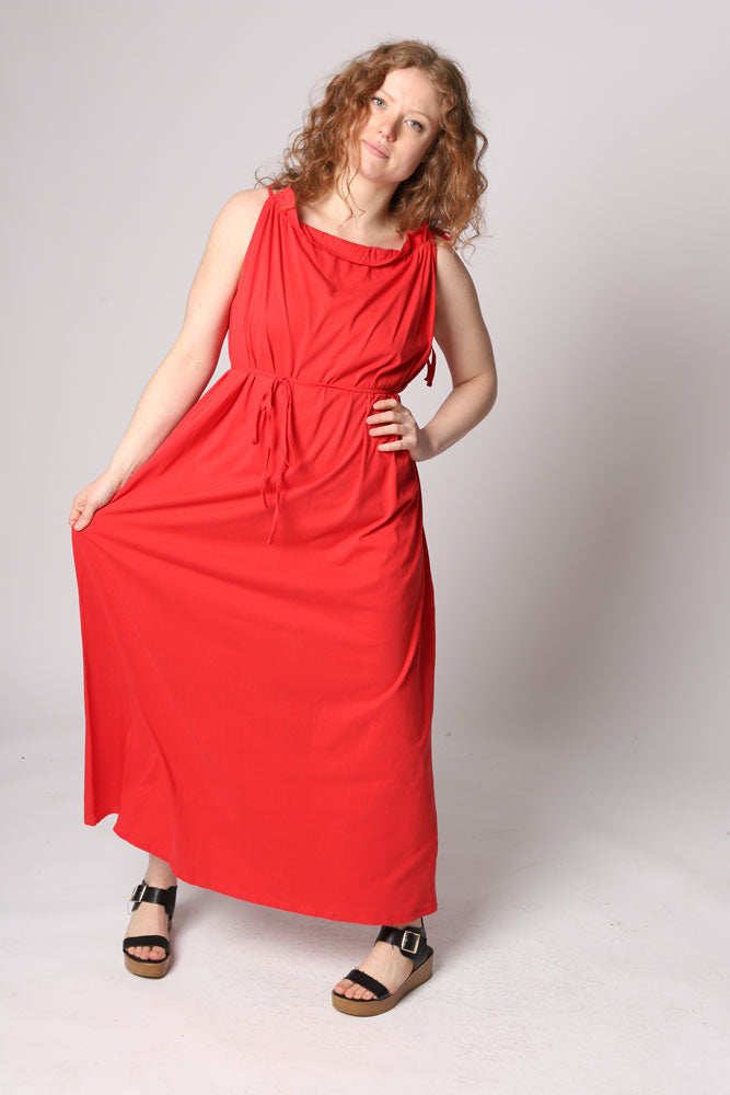 STACIE MAXI DRESS W