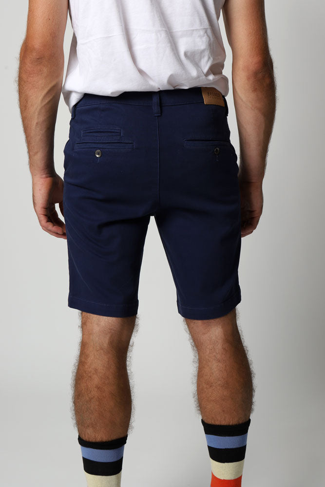 STUYVESANT SHORT MOOD INDIGO M - BROOKLYN INDUSTRIES