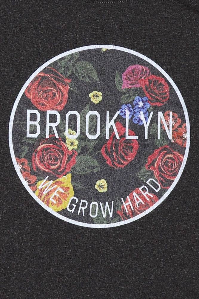 WE GROW HARD W - BROOKLYN INDUSTRIES