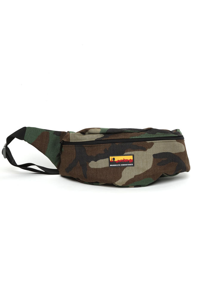 MULTI COLORED WAISTPACK