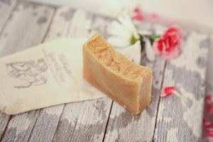 Natural Benefits of Goat Milk Soap