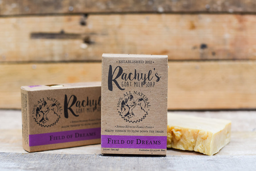 field of dreams goat milk soap