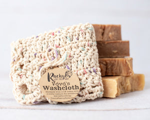 Handmade Washcloth