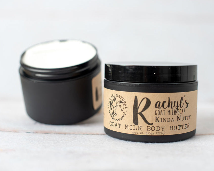 Kinda Nutty Body Butter