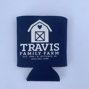 Travis Family Farm Koozie