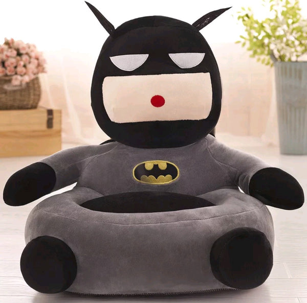 Strange Kids Plush Chair Batman Machost Co Dining Chair Design Ideas Machostcouk