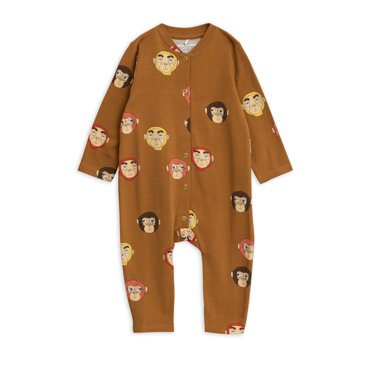 Monkeys Printed Jumpsuit