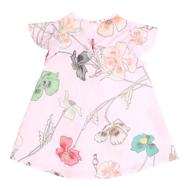Pink Poppy Top (No. 402, Fabric No. 13)