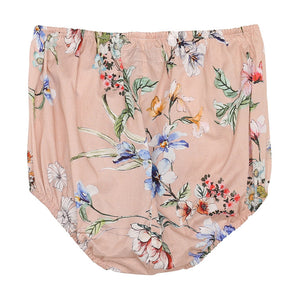Floral Baby Bottoms (No. 819, Fabric No. 2)