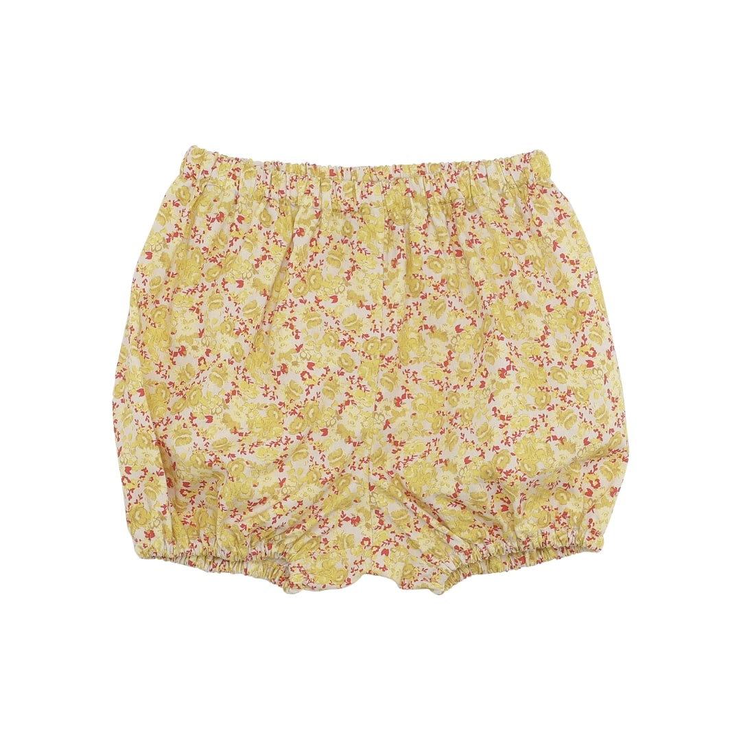 Summer Citrus Baby Shorts (No. 819, Fabric No. 11)