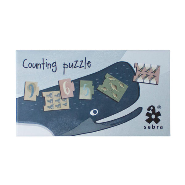 Counting puzzle, 1-10