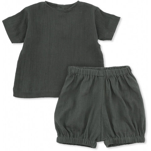 High Twist Boy Tee and Bloomers