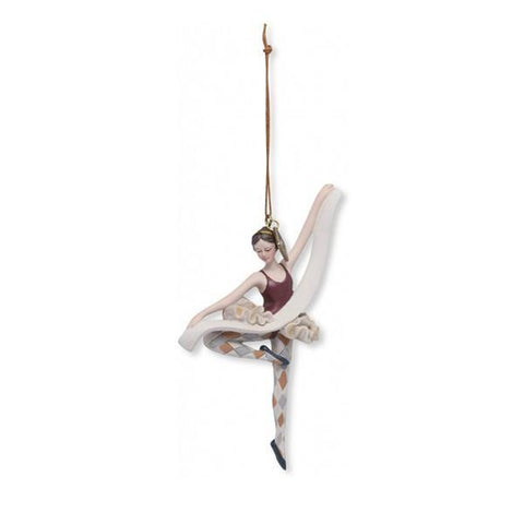 Noel Ballerina Decoration