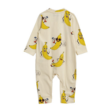 Bananas Printed Jumpsuit