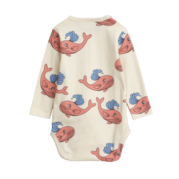 Whale Long Sleeve Body