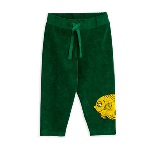 Fish Terry Sweatpants